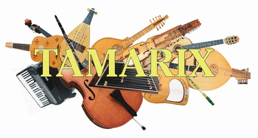 Een selectie van de instrumenten.